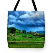 The Little House On The Prairie Tote Bag