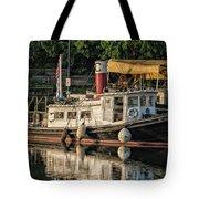 C.l.churchill Tote Bag