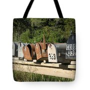 The Long Wait  Tote Bag