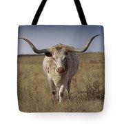 The Longhorn Tote Bag