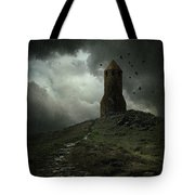 The Lost Tower Tote Bag