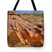 The Many Colors Of Valley Of Fire Tote Bag