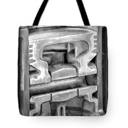 The Mighty Piston Tote Bag