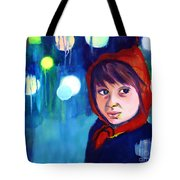 The Miracle Tote Bag by Angelique Bowman