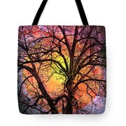 The Moon And The Stars For You Tote Bag