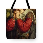 The Mourning Mary Magdalene Tote Bag