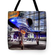 The Navy's Blue Angel Tote Bag