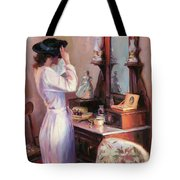 The New Hat Tote Bag