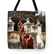 The Old Monastery Tote Bag