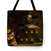 The Old Round Church Tote Bag