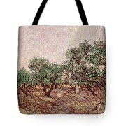 The Olive Pickers Tote Bag