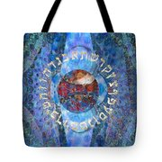 The Origin Tote Bag