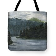 The Overlook Tote Bag