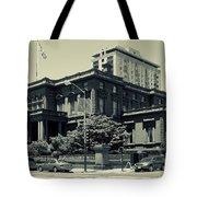 The Pacific - Union Club Tote Bag