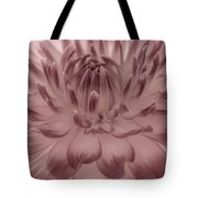 The Painted Flower Tote Bag