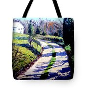 The Path To Huntley Tote Bag