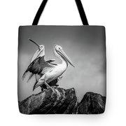 The Pelicans Tote Bag