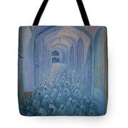 The Prayers... Tote Bag