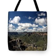 The Pulpit Rock Lookout Tote Bag