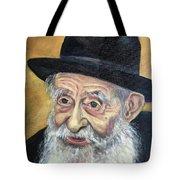 The Rabbi Tote Bag