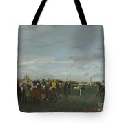 The Races Tote Bag