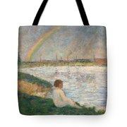 The Rainbow  Tote Bag