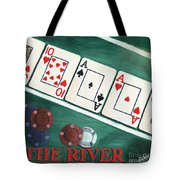 The River Tote Bag