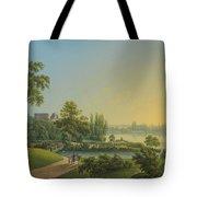 The Rose Island Tote Bag