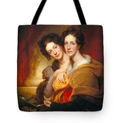The Sisters Tote Bag