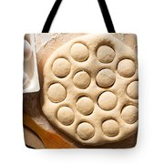 The Smell Of The Bakery Tote Bag