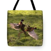 The Sparring Tote Bag