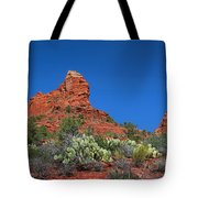 The Sphinx Rock Formation Tote Bag