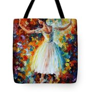The Symphony Of Dance Tote Bag