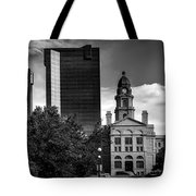 The Tarrant County Courthouse Tote Bag