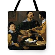 The Three Musicians Tote Bag