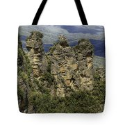 The Three Sisters Tote Bag