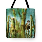 The Thrush Tote Bag