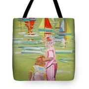 The Toy Regatta Tote Bag