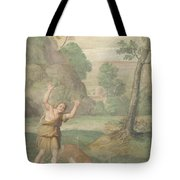 The Transformation Of Cyparissus Tote Bag