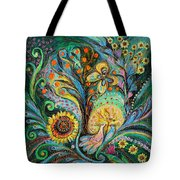 The Tree Of Desires Tote Bag