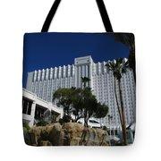 The Tropicana Hotel And Casino, Las Vegas Tote Bag