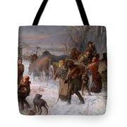 The Underground Railroad Tote Bag