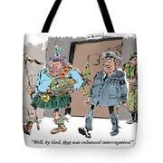The Vacation At Gitmo. Tote Bag