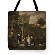 The Village Wedding Tote Bag