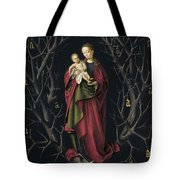 The Virgin Of The Dry Tree Tote Bag