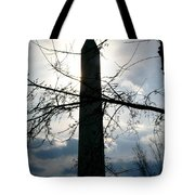 The Washington Monument  Tote Bag