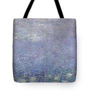 The Water Lilies, Morning Tote Bag