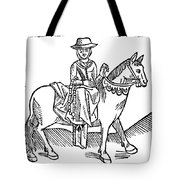 The Wife Of Bath Tote Bag