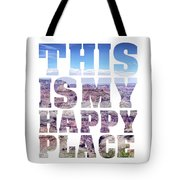 This Is My Happy Place - The Grand Canyon Tote Bag
