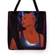 Thou Art With Me Tote Bag